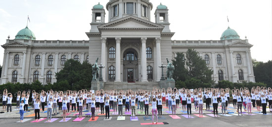 IDY Celebration in serbia June 19th 2016