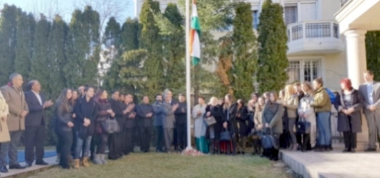 Celebration of India's Republic Day