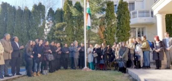 Celebration of India's Republic Day