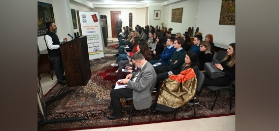 Celebration of Constitution Day and Campaign on Citizens' Duties' at Embassy of India Belgrade.